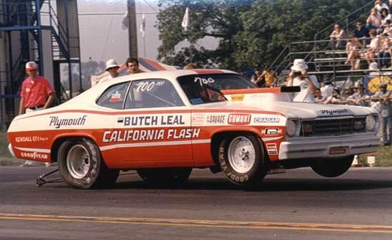 Butch Leal California Flash